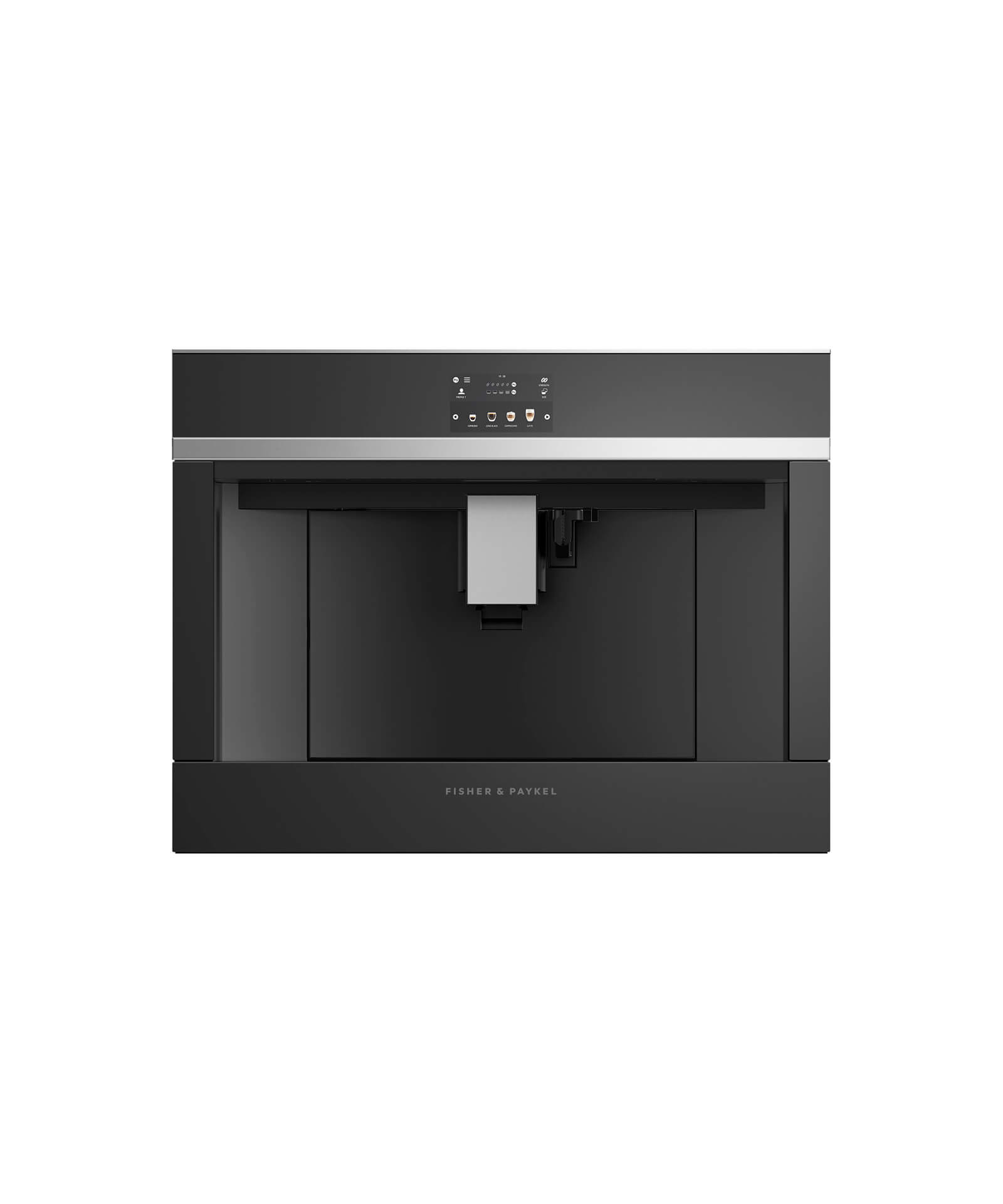 Fisher and Paykel Built-in Coffee Maker 24""