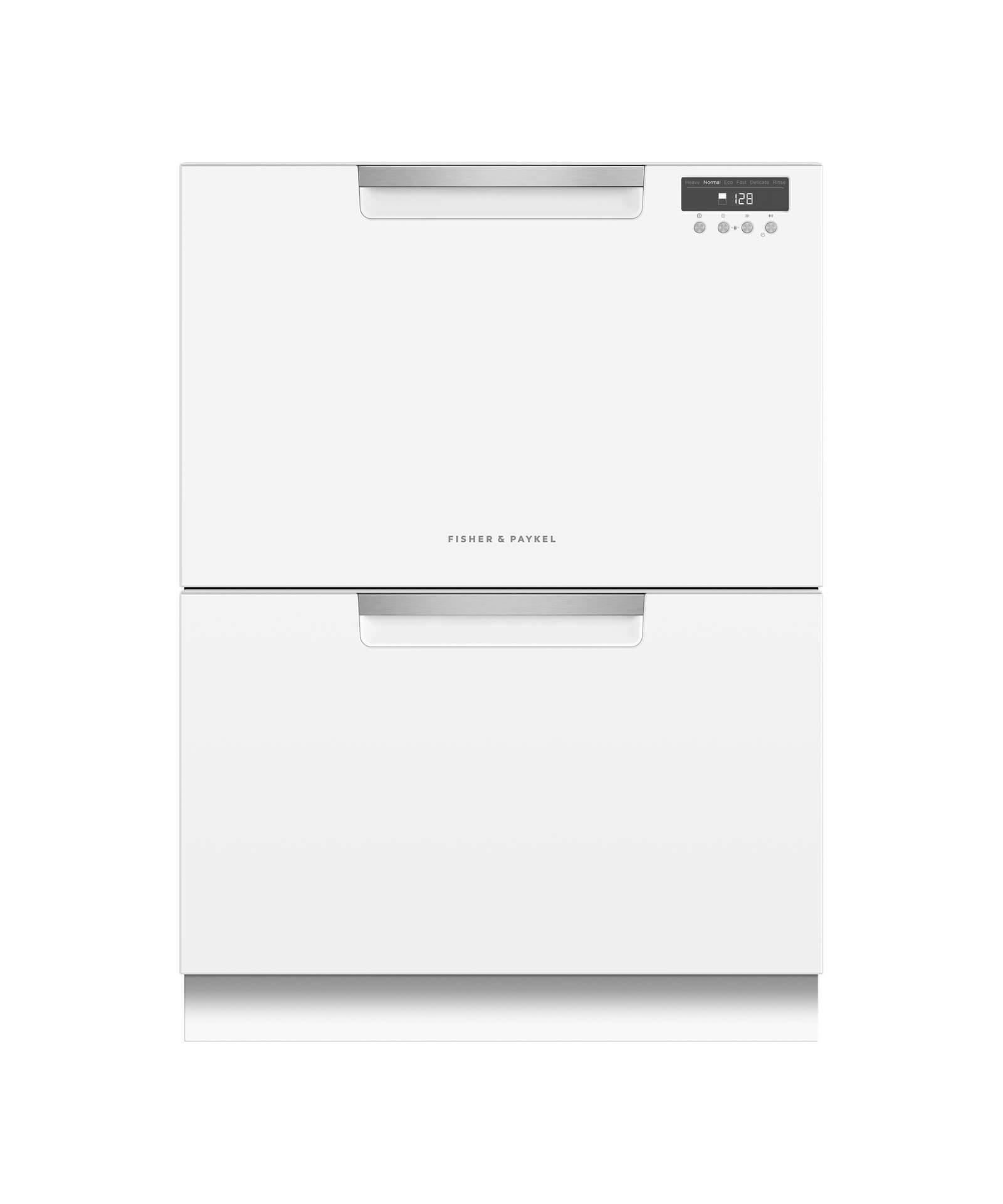 Double DishDrawer™ Dishwasher, 14 Place Settings