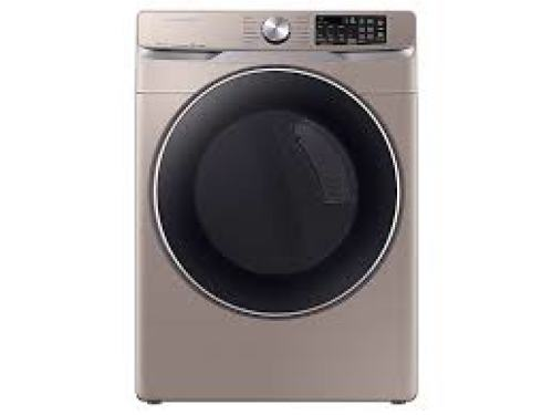 Samsung Front Load Electric Dryer with Steam Sanitize+  7.5 cu ft Capacity