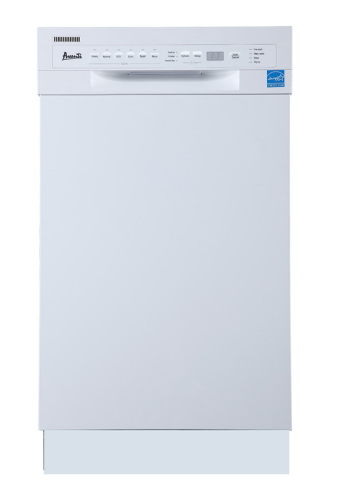 Model DW1831D0WE - Built-In Dishwasher - White