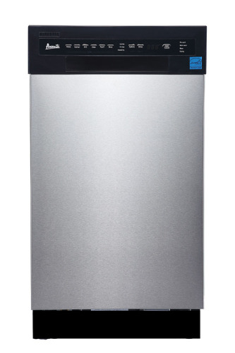 Model DW1833D3SE - Built-In Dishwasher - Stainless Steel