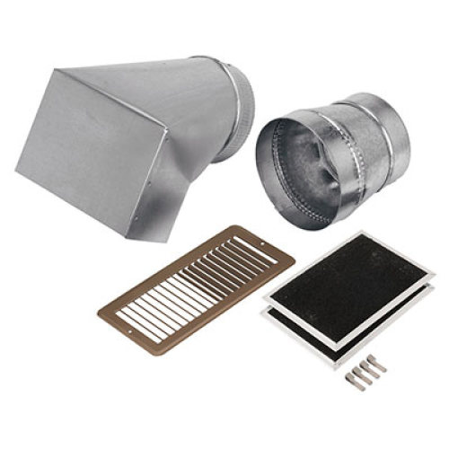 The Broan 359NDK Optional Non-Duct Kit for Broan PM500SS Power Pack