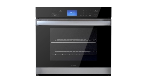 Sharp Appliances STAINLESS STEEL EUROPEAN CONVECTION BUILT-IN WALL OVEN