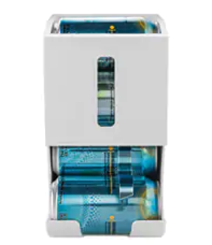 SpaceWise  Custom-Flex Can Dispenser