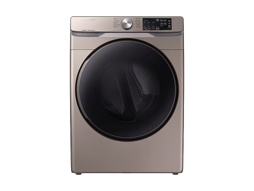 Samsung Samsung Front Load Electric Dryer with Steam Sanitize+  7.5 cu ft Capacity