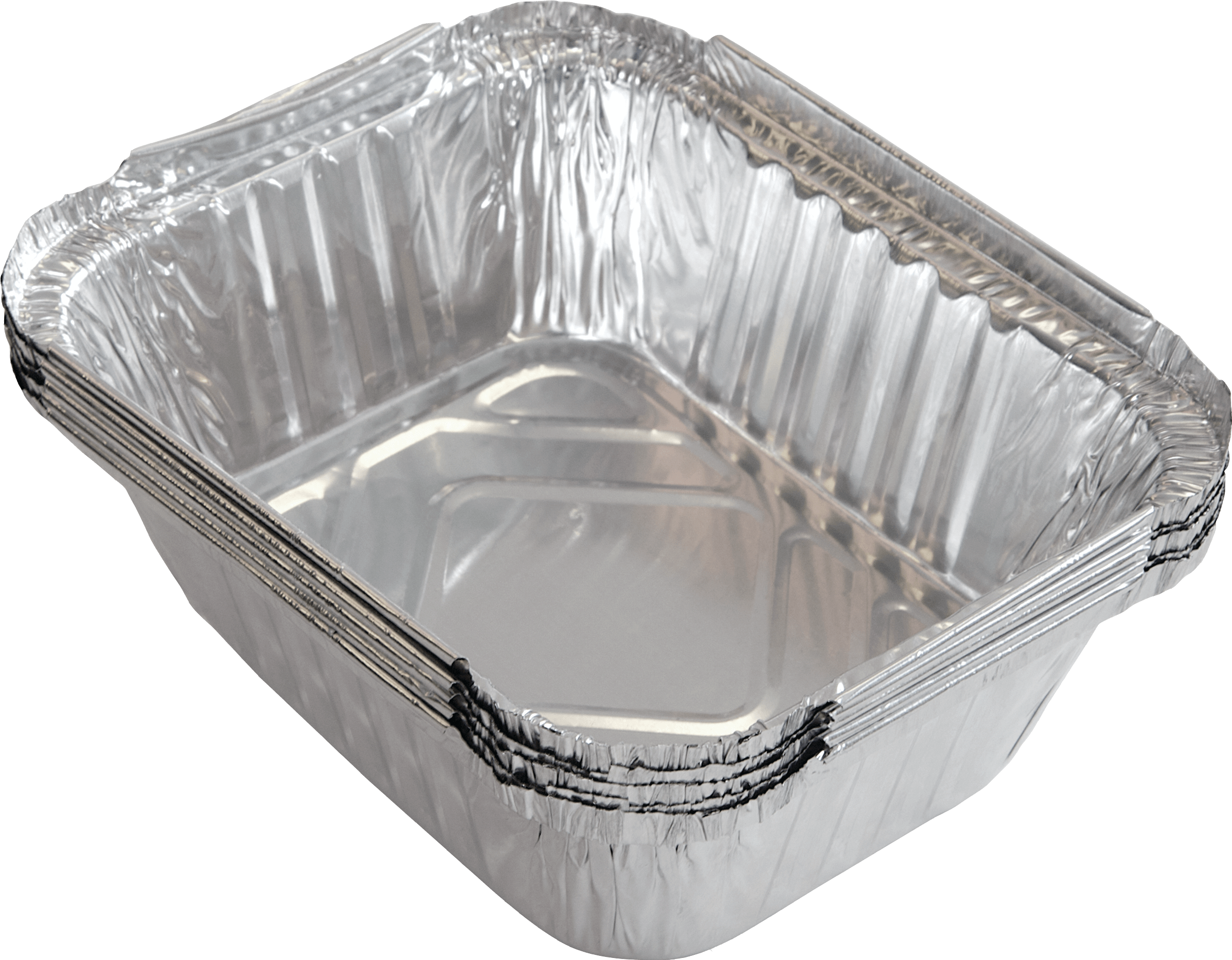 """Napoleon Grease Drip Trays (6"""" x 5"""") - Pack of 5"""