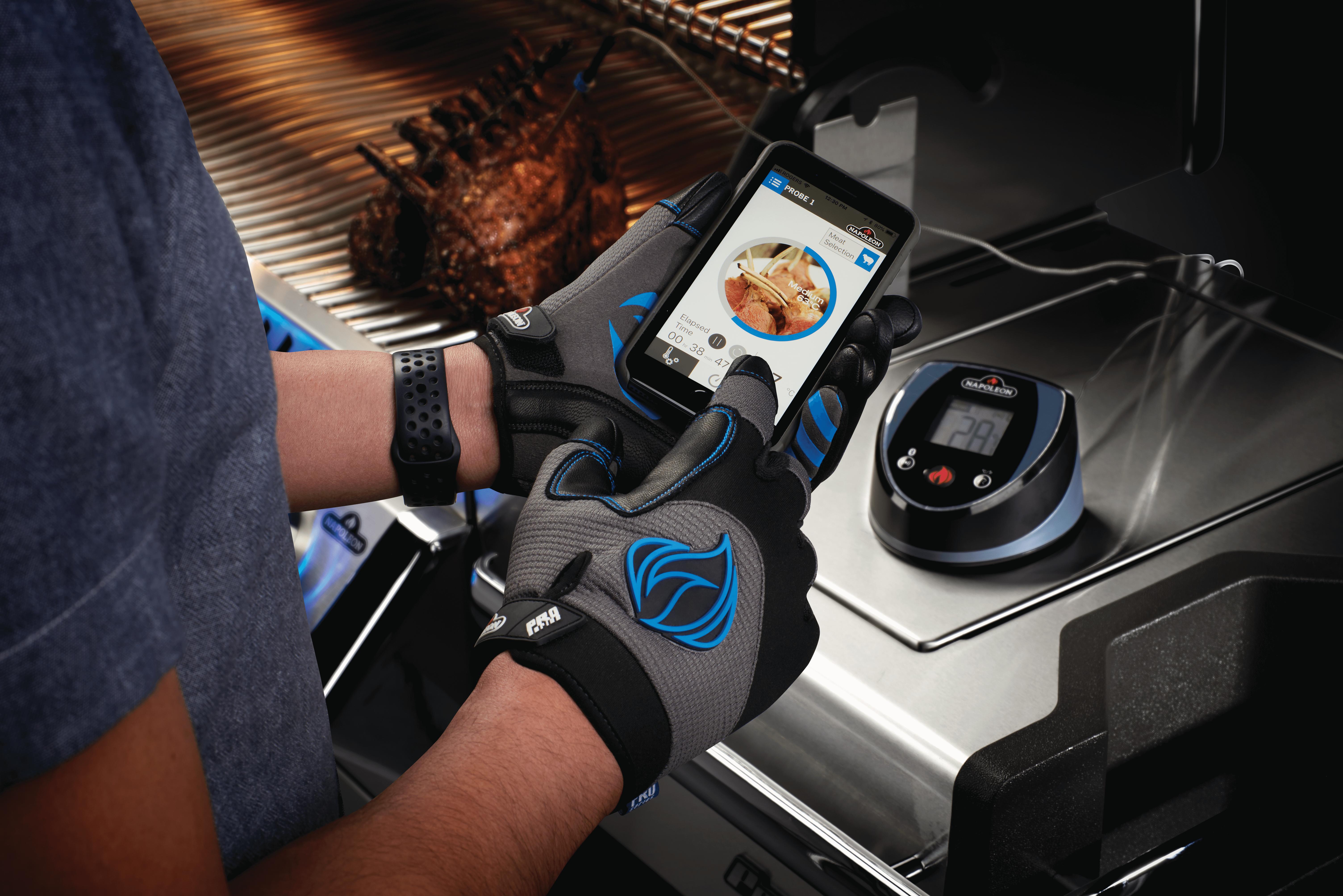 Model: 62143 | Napoleon Multi-Use Touchscreen Gloves SIZE XL