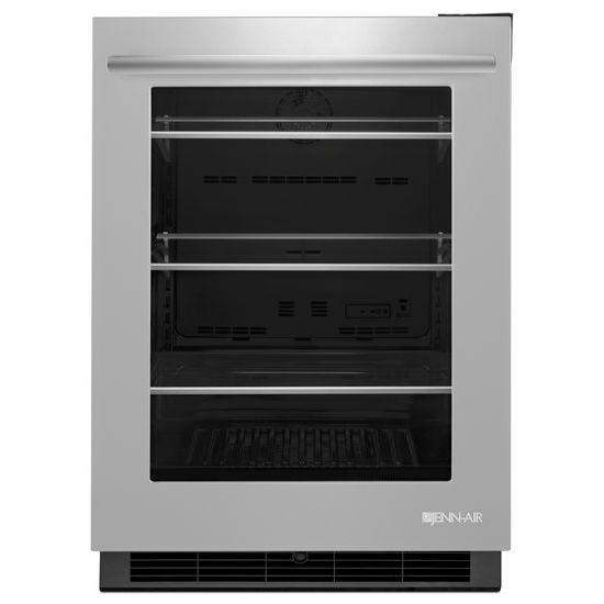 "Model: JUG24FLERS | Euro-Style 24"" Under Counter Refrigerator"