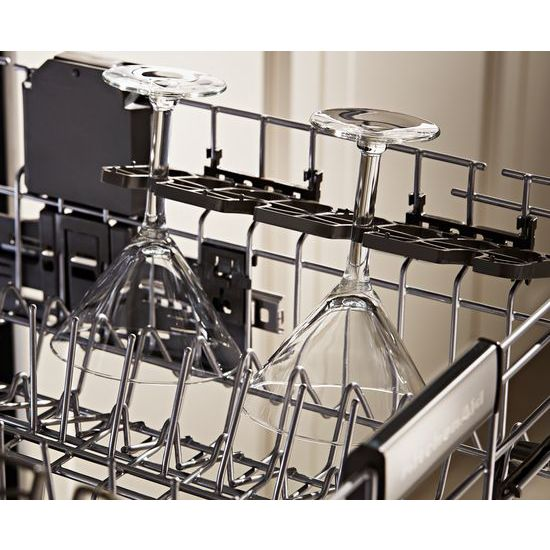 Model: KDPM354GPS | 44 DBA Dishwashers with Clean Water Wash System and PrintShield™ Finish, Pocket Handle