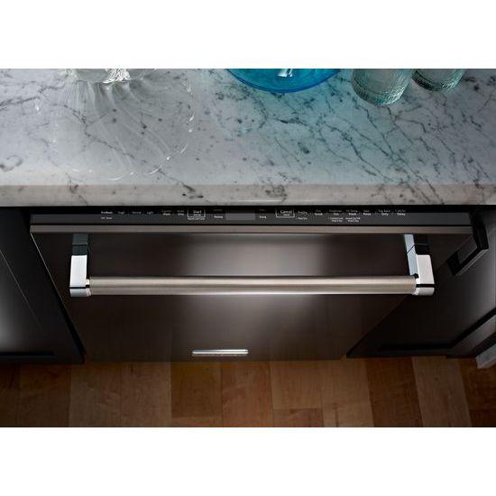 Model: KDTM404EBS   44 dBA Dishwasher with Dynamic Wash Arms