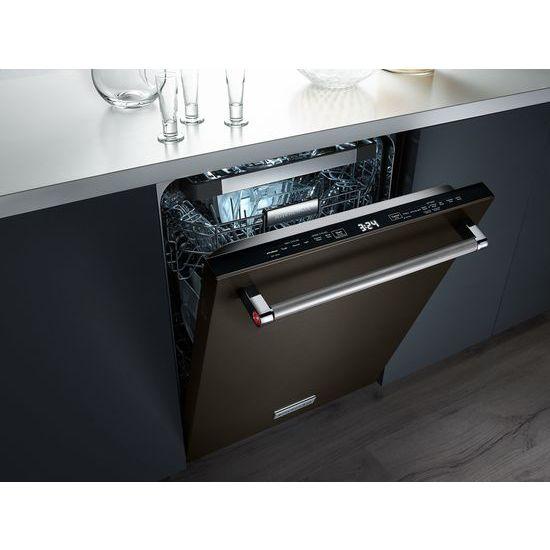 Model: KDTM704EBS   44 dBA Dishwasher with Dynamic Wash Arms and Bottle Wash