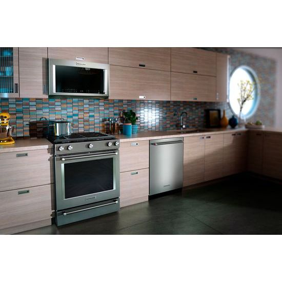 Model: KMHP519ESS | 1200-Watt Convection Microwave with High-Speed Cooking - 30