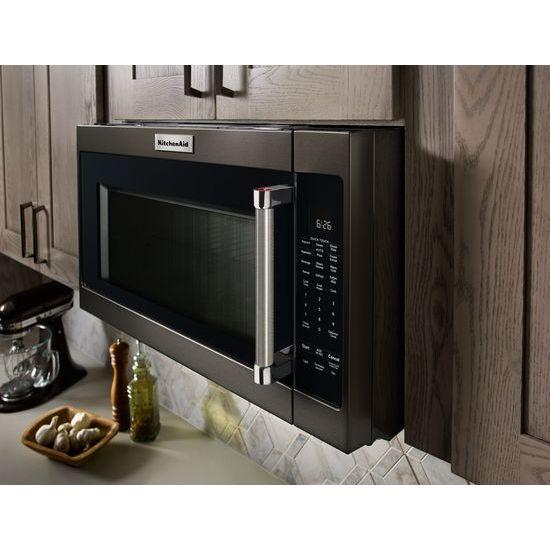 Model: KMHS120EBS   1000-Watt Microwave with 7 Sensor Functions -  30