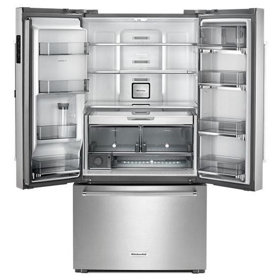 Model: KRFC604FSS | 23.8 cu. ft. 36