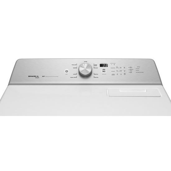 Model: MEDB766FW | Large Capacity Electric Dryer with Steam-Enhanced Cycles – 7.0 cu. ft.