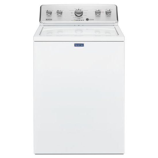 Model: MVWC465HW | Large Capacity Top Load Washer with the Deep Fill Option – 3.8 cu. ft.