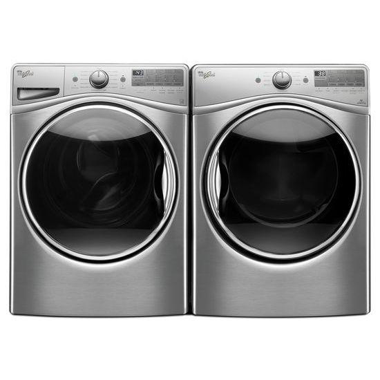 Model: WED92HEFU | 7.4 cu.ft Front Load Electric Dryer with Advanced Moisture Sensing, EcoBoost™