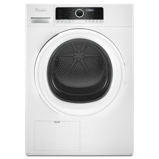 4.3 cu.ft Compact Ventless Heat Pump Dryer with Wrinkle Shield™ Option