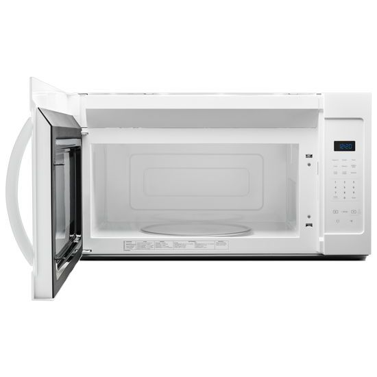 Model: WMH31017HW   1.7 cu. ft. Microwave Hood Combination with Electronic Touch Controls