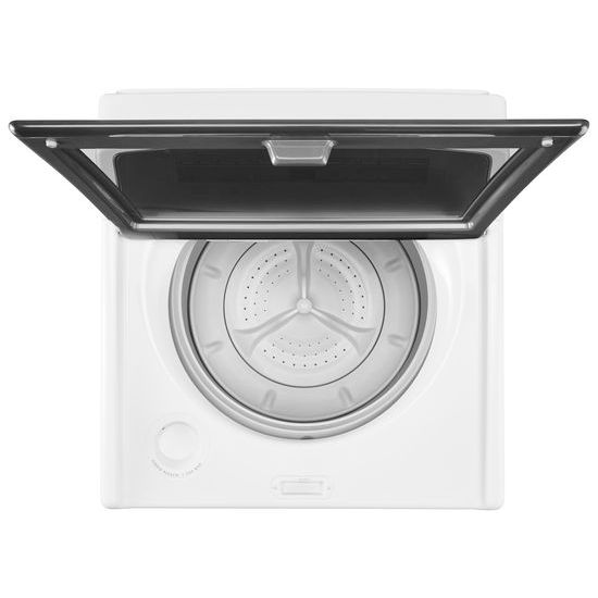 Model: WTW7500GW | 4.8 cu.ft HE Top Load Washer with Built-In Water Faucet, Intuitive Touch Controls