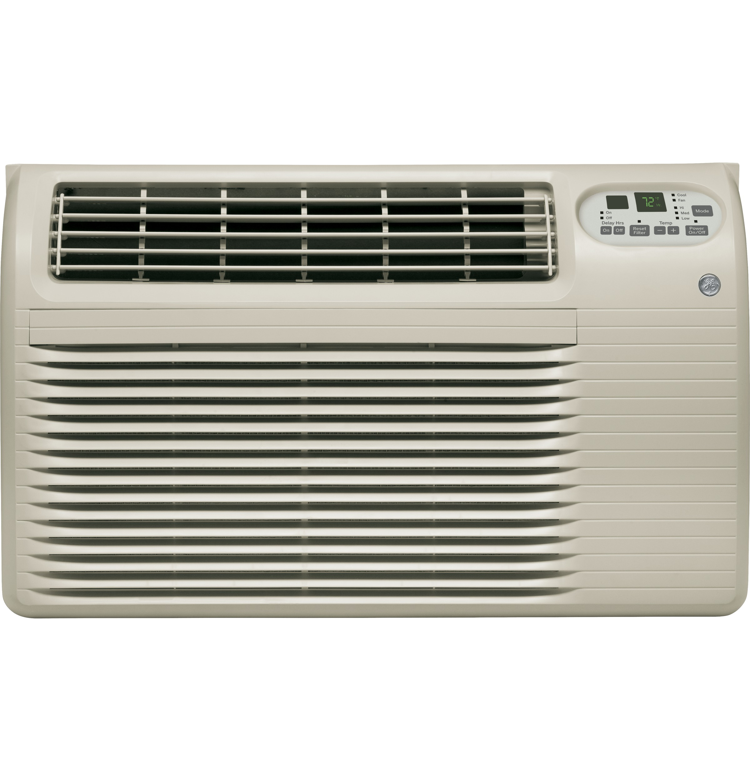 Model: AJCQ10ACG | GE® 115 Volt Built-In Cool-Only Room Air Conditioner