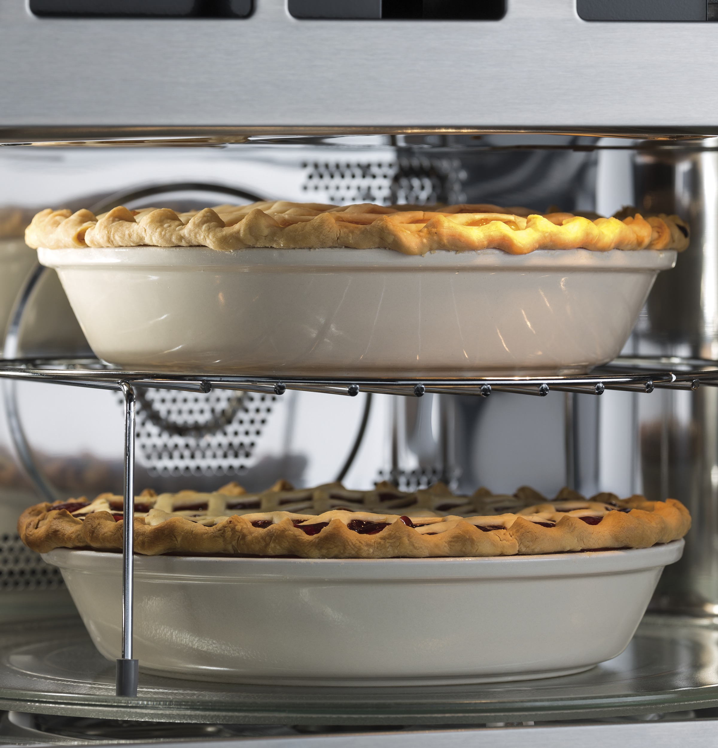 Model: CWB7030SLSS | GE Café™ Series Built-In Microwave/Convection Oven