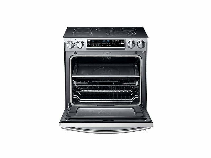 5.8 cu. ft. Slide-In Electric Range with Flex Duo™ Oven