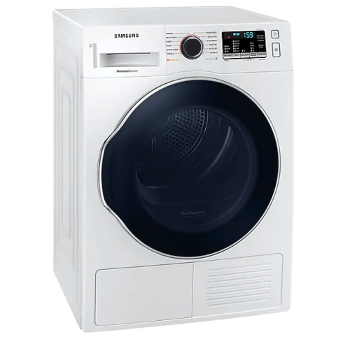 "Samsung DV6800H 4.0 cu. ft. 24"" Heat Pump Dryer with Smart Care"