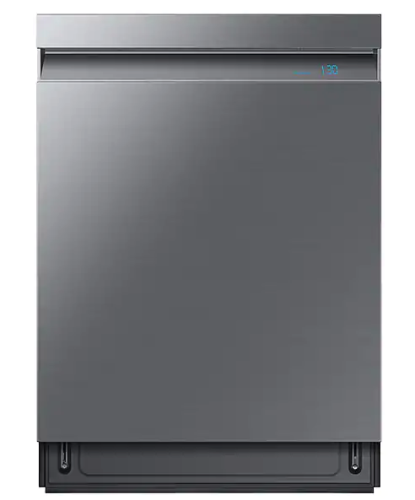 Samsung Linear Wash 39dBA Dishwasher in Stainless Steel