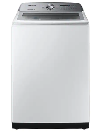 Samsung WA5200 5.0 cu. ft. Top Load Washer with Active WaterJet in White