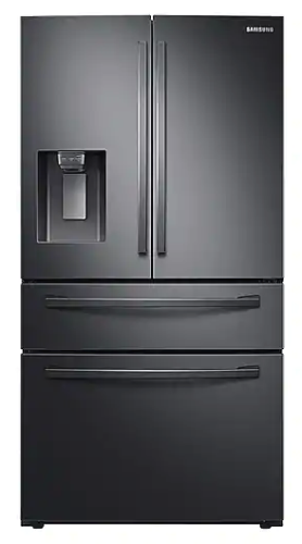 Model: RF28R7201SG | Samsung 28 cu. ft. 4-Door French Door Refrigerator with FlexZone™ Drawer