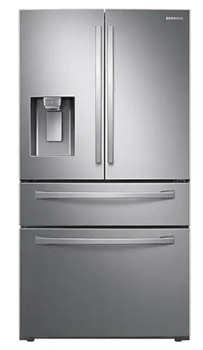 Samsung 28 cu. ft. 4-Door French Door Refrigerator with FlexZone™ Drawer