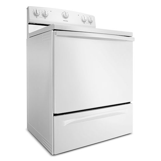 Model: ACR2303MFW | 30-inch Electric Range with Warm Hold