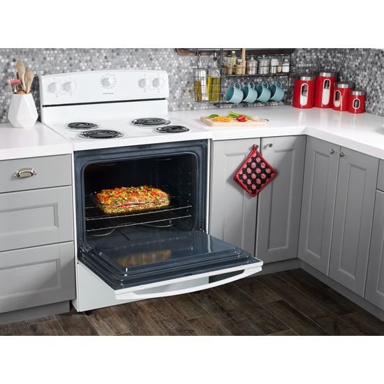1.6 Cu. Ft. Over-the-Range Microwave with Add 0:30 Seconds