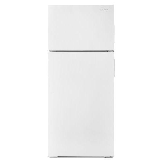 28-inch Top-Freezer Refrigerator with Gallon Door Storage Bins