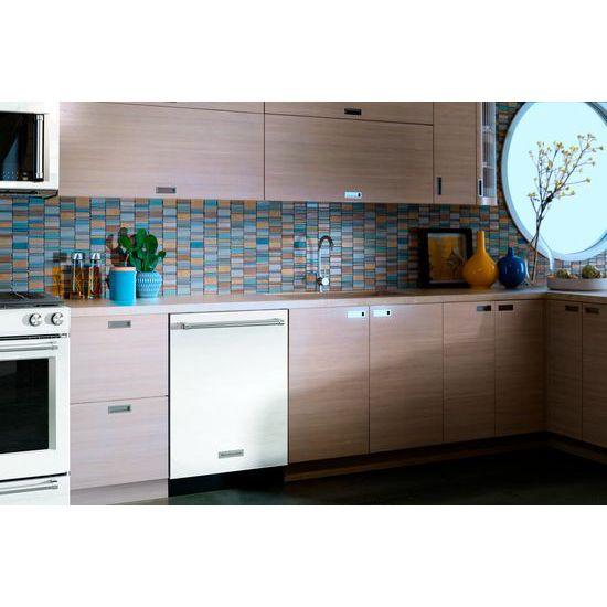Model: KDTM404EWH | 44 dBA Dishwasher with Dynamic Wash Arms