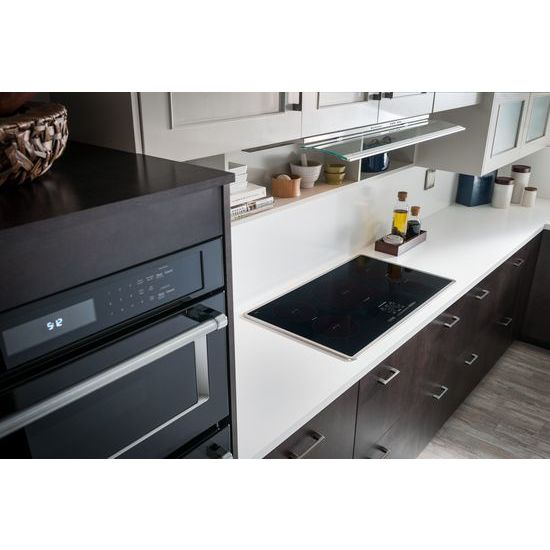 Model: KICU569XSS | 36-Inch 5-Element Induction Cooktop, Architect® Series II