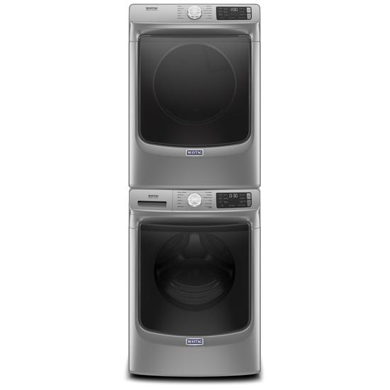 Model: MED6630HC | Front Load Electric Dryer with Extra Power and Quick Dry Cycle - 7.3 cu. ft.