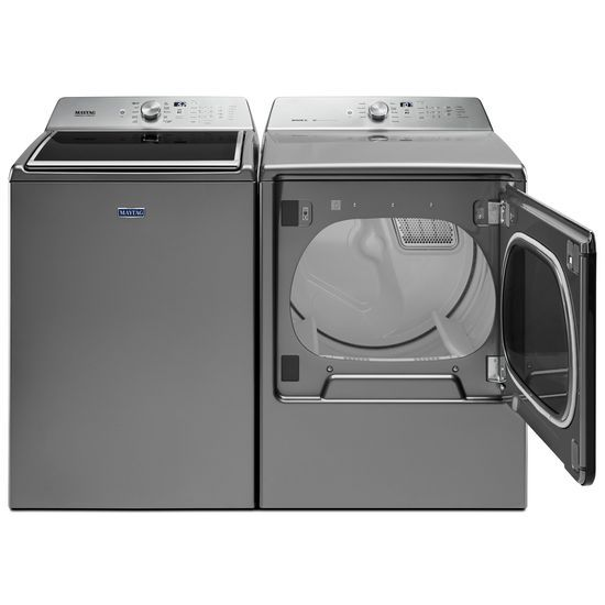 Model: MEDB835DC | 8.8 cu. ft. Extra-Large Capacity Dryer with Advanced Moisture Sensing