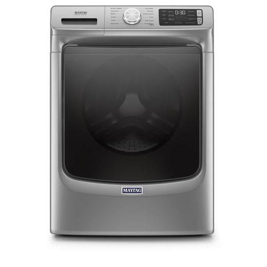 Model: MHW6630HC | Front Load Washer with Extra Power and 16-Hr Fresh Hold® option - 4.8 cu. ft.