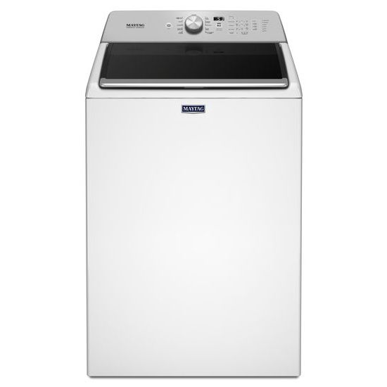 Maytag 4.7-cu ft High-Efficiency Top-Load Washer with Agitat