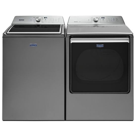 Model: MVWB865GC | Top Load Washer with the Deep Fill Option and PowerWash® Cycle – 5.2 cu. ft.