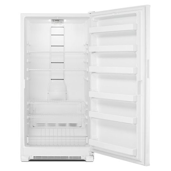 Model: MZF34X20DW | 20 cu. ft. Frost Free Upright Freezer with LED Lighting
