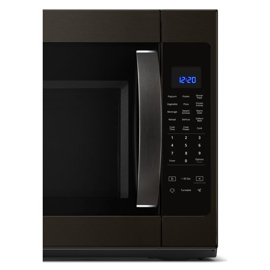 Model: WMH53521HV | 2.1 cu. ft. Over-the-Range Microwave with Steam cooking