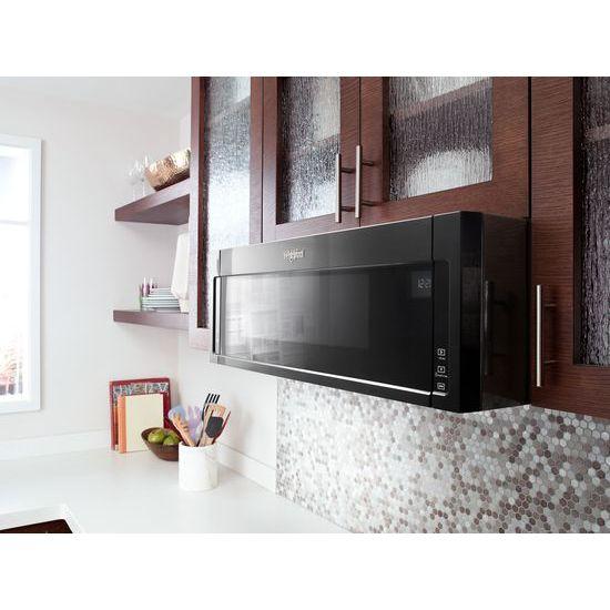 Model: WML55011HB   1.1 cu. ft. Low Profile Microwave Hood Combination