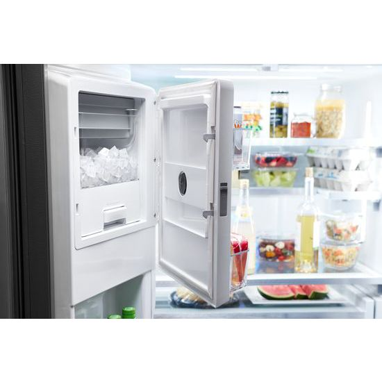 Model: WRF954CIHV | 36-inch Wide Counter Depth French Door Refrigerator - 24 cu. ft.