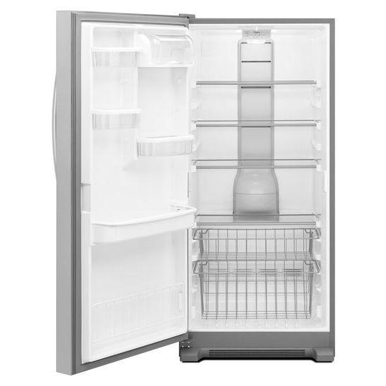 Model: WSZ57L18DM   18 cu. ft. SideKicks® All-Freezer with Fast Freeze