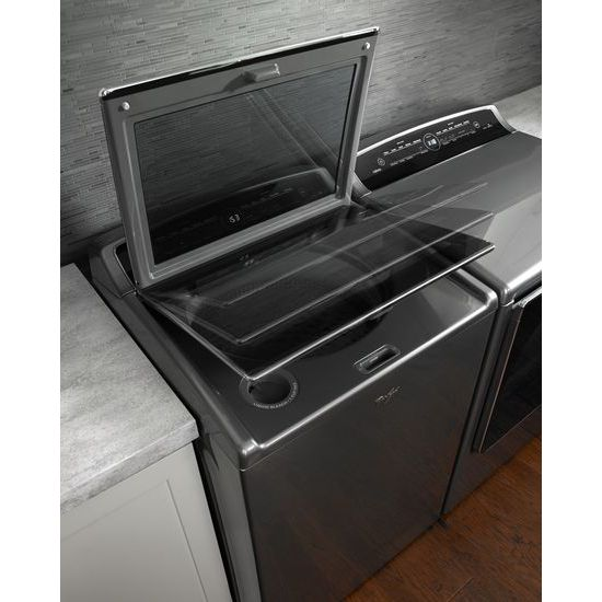 Model: WTW8500DC | 5.3 cu.ft HE Top Load Washer with ColorLast™ , Intuitive Touch Controls