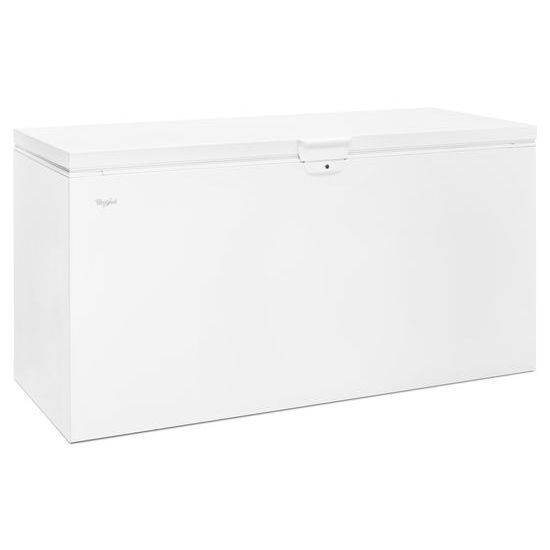 Model: WZC3122DW | 22 cu. ft. Chest Freezer with Extra-Large Capacity