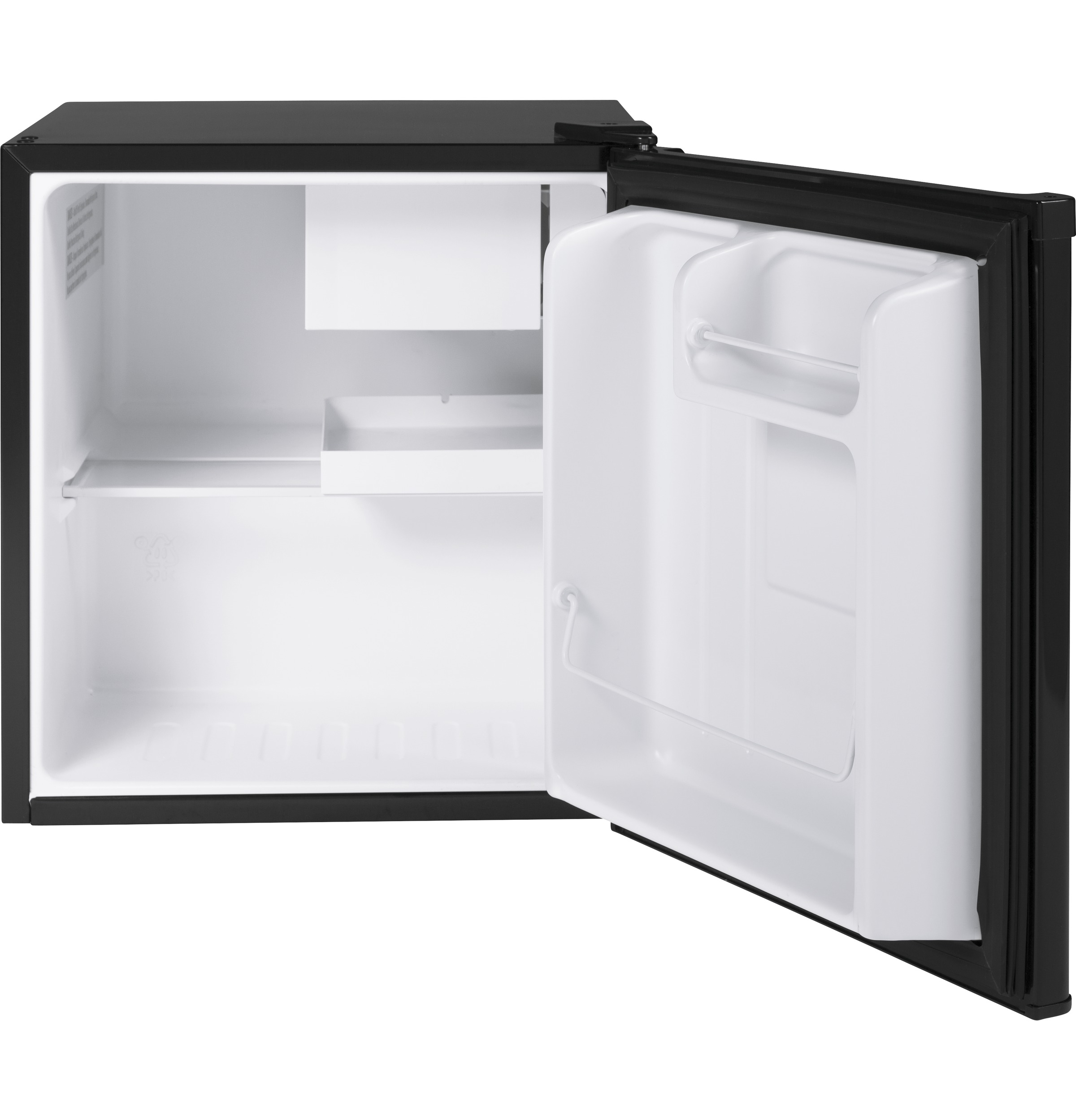 Model: HME02GGMBB | Hotpoint® 1.7 cu. ft. ENERGY STAR® Qualified Compact Refrigerator